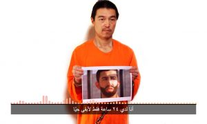 Japanese ISIS Hostage Described as a Hero, 'Gentle Man'