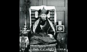 Mummy Found in Meditation Position: Legendary Mongolian Lama?
