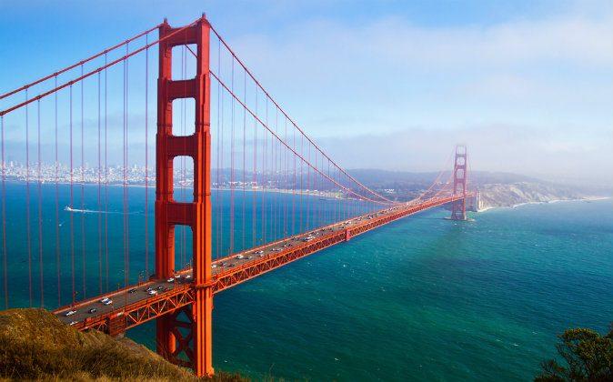 Golden Gate, San Francisco, California via Shutterstock*