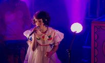 Melanie Martinez Dolls Up Bowery Ballroom