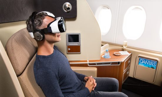 Are Virtual Reality Headsets the Next Leap in Inflight Entertainment?