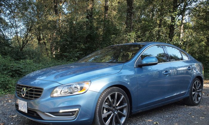 2015 Volvo S60 T5 (Photo by Benjamin Yong)