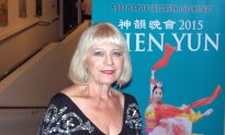 Real Estate Company Owner Captivated by Shen Yun's Stories and Beauty