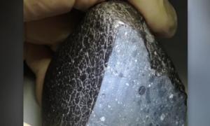 'Black Beauty' Meteorite Reveals Secrets of Mars' Surface (Video)