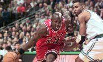 Michael Jordan Is Best Sports Star of All Time, Says Harris Poll