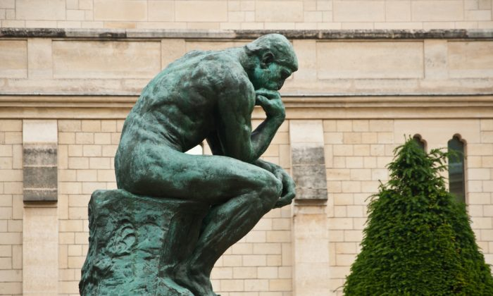 A truly deep thinker must draw on both science and the humanities.  (Shutterstock*)