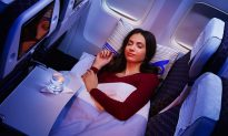 An Airline You've Never Heard of Now Has Sleeper Class in Economy—Sort Of