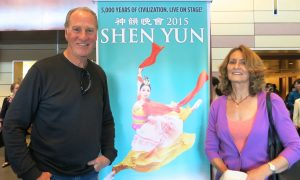 'You've got to see' Shen Yun, Says Emmy-Winning Actor