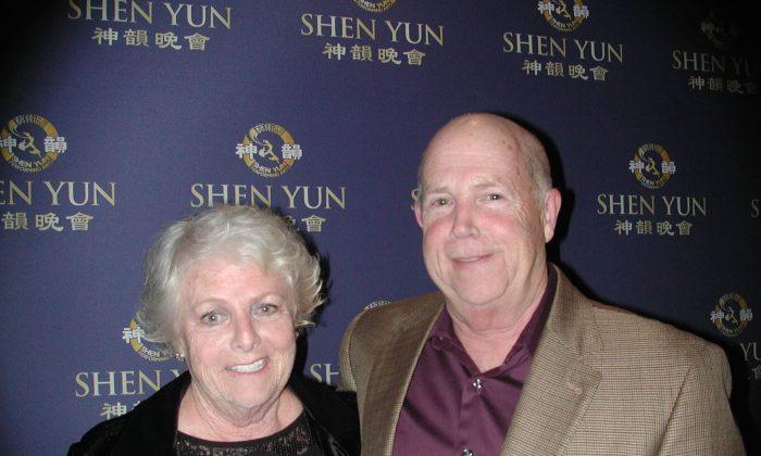 Costa Mesa Relishes Shen Yun's Divine Beauty