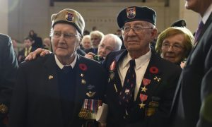 Elite Canada-US WWII Commando Unit Honoured in Washington