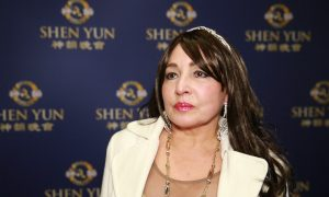 'The most beautiful show that I've ever seen,' Says Actress of Shen Yun