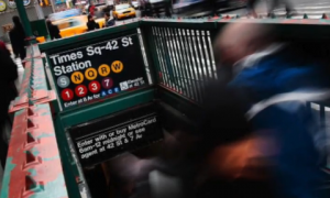 NYC Subway Study Shows Half of DNA From Unknown Organisms (Video)