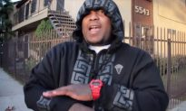 This Man Faces Life in Prison for Rapping