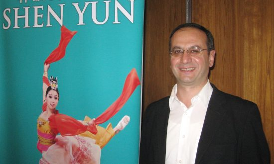 'You have to speak through your instrument' Says Shen Yun Performing Arts Orchestra Trombone Player
