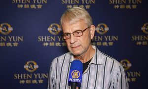 Shen Yun Orchestra 'Perfect Accompaniment' Says Symphony President