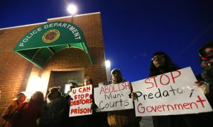 In Ferguson, People Are Tired of Being Jailed for Not Paying Parking Tickets