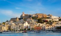 Number One Valentine's Day Destination in Ibiza