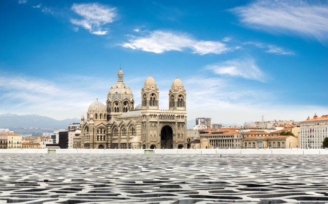 Cathedral de la Major, Marseille via Shutterstock*