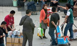 In 2014, 9,200 People Tried to Sneak 90 Tons of Baby Formula From Hong Kong