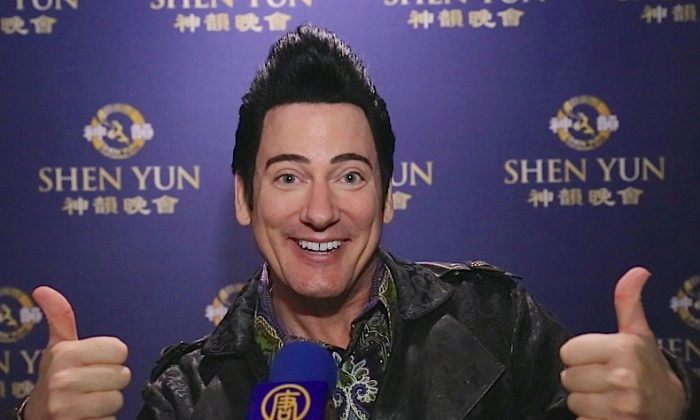 Motivational Speaker 'Retro Bill:' Shen Yun Fills Your Heart with Joy