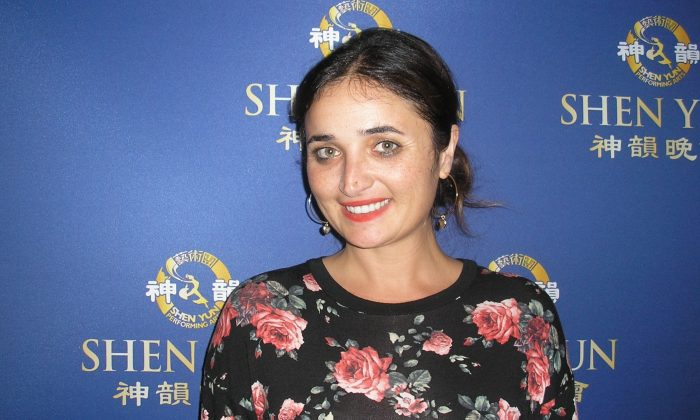 Actress and CEO Says 'Divine renaissance is happening with the help of Shen Yun'