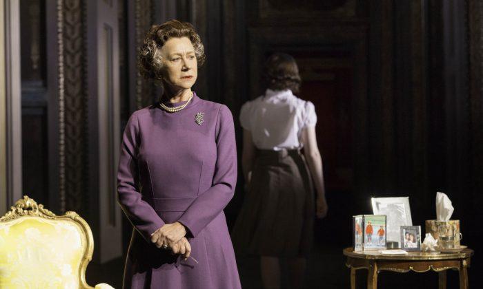 """Helen Mirren plays Queen Elizabeth II in """"The Audience."""" (Johan Persson)"""