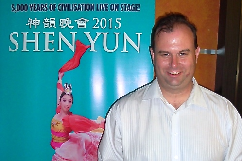 Shen Yun, 'Brings Hope To People'