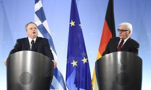 Greece and Germany Draw Political Battle Lines