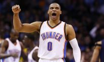 Russell Westbrook Fires Laser Pass, Shows Insane Hops; Full highlights vs Nuggets