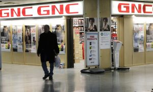 GNC Files for Bankruptcy, Will Close up to 1,200 Stores
