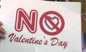 Lonely Japanese Men Are Trying to Destroy the Valentine's Day 'Conspiracy'