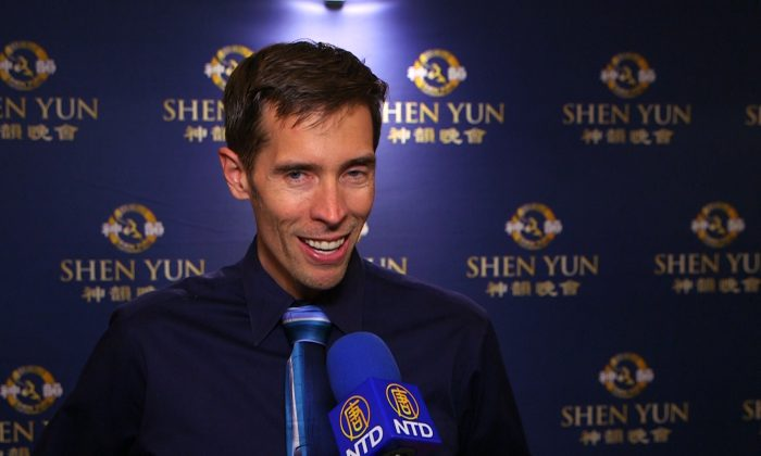 Shen Yun: 'There's nothing like it on the planet!'