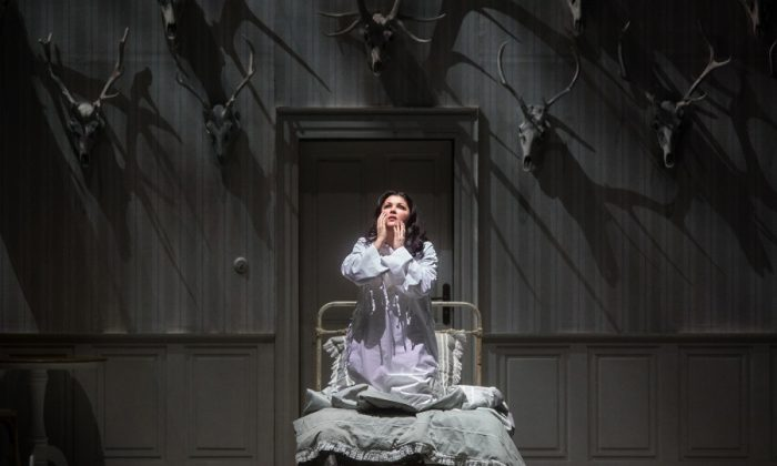 Tchaikovsky's opera makes its debut at the Met