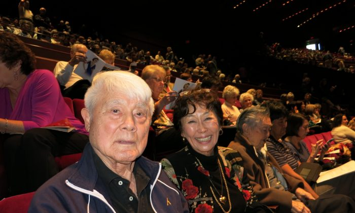 Painter: Shen Yun an 'Experience of a Lifetime'