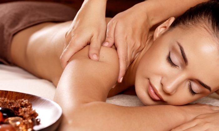 A spa salon via Shutterstock*