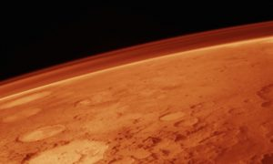 Massive Clouds Erupted 160 Miles Into Martian Atmosphere – and No One Knows Why
