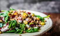 Northwest Quinoa Salad Recipe