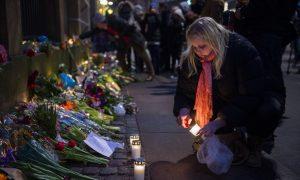 Memorial in Copenhagen Draws 40,000 for Show of Unity