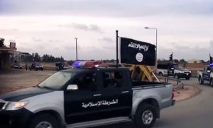 ISIS Group Seizes Central Syrian Town