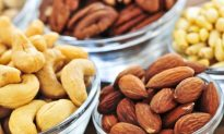 Raw Nuts Have Fewer Calories