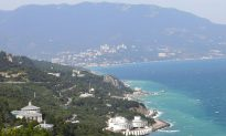 Crimea becomes Russian tourism Mecca