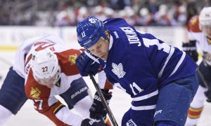 Leafs on Display for All the Wrong Reasons