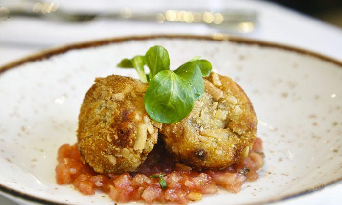 Masseria Dei Vini focuses on southern Italian cuisine. (Courtesy of Masseria Dei Vini)
