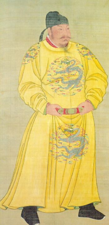Emperor Tang Taizong, one of China's greatest emperors, was born in the year of the sheep. (Public domain)