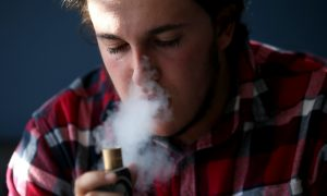 E-Cigarettes May Open Lungs to the Flu