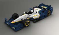 Chevrolet Reveals IndyCar Aero Kit