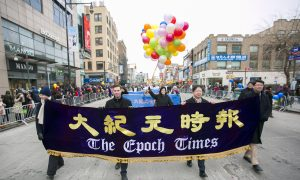 International Media Group Comes Home for Chinese New Year