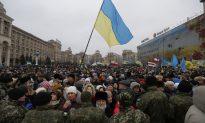 Educated Ukrainians Flee East Ukraine for New Lives in Kyiv