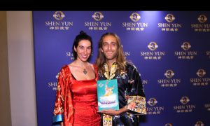 'I just felt complete bliss,' Says Visual Artist on Shen Yun