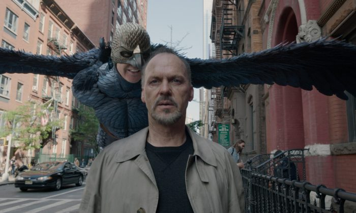 "Michael Keaton in ""Birdman."" (Fox Searchlight)"